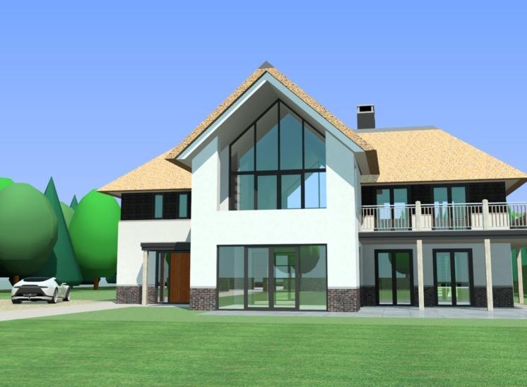 video makelaars villa koop