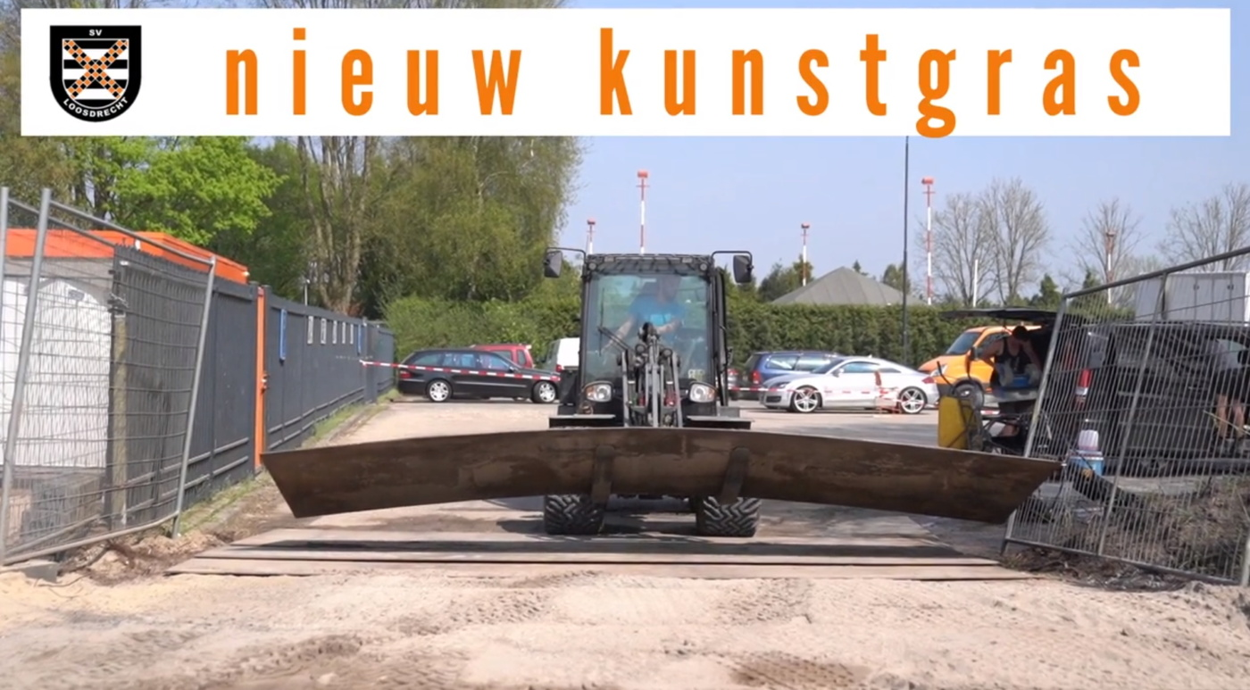 kunstgrasveld SV Loosdrecht